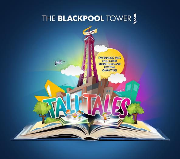 Tall Tales at the Top of the Blackpool Tower in May Half Term