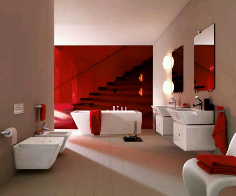 Modern Furniture Modern Bathrooms Cabinets Designs