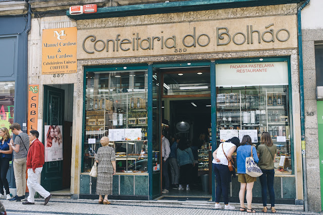 コンフェイタリーア・ド・ブリャォン(Confeitaria do Bolhão)