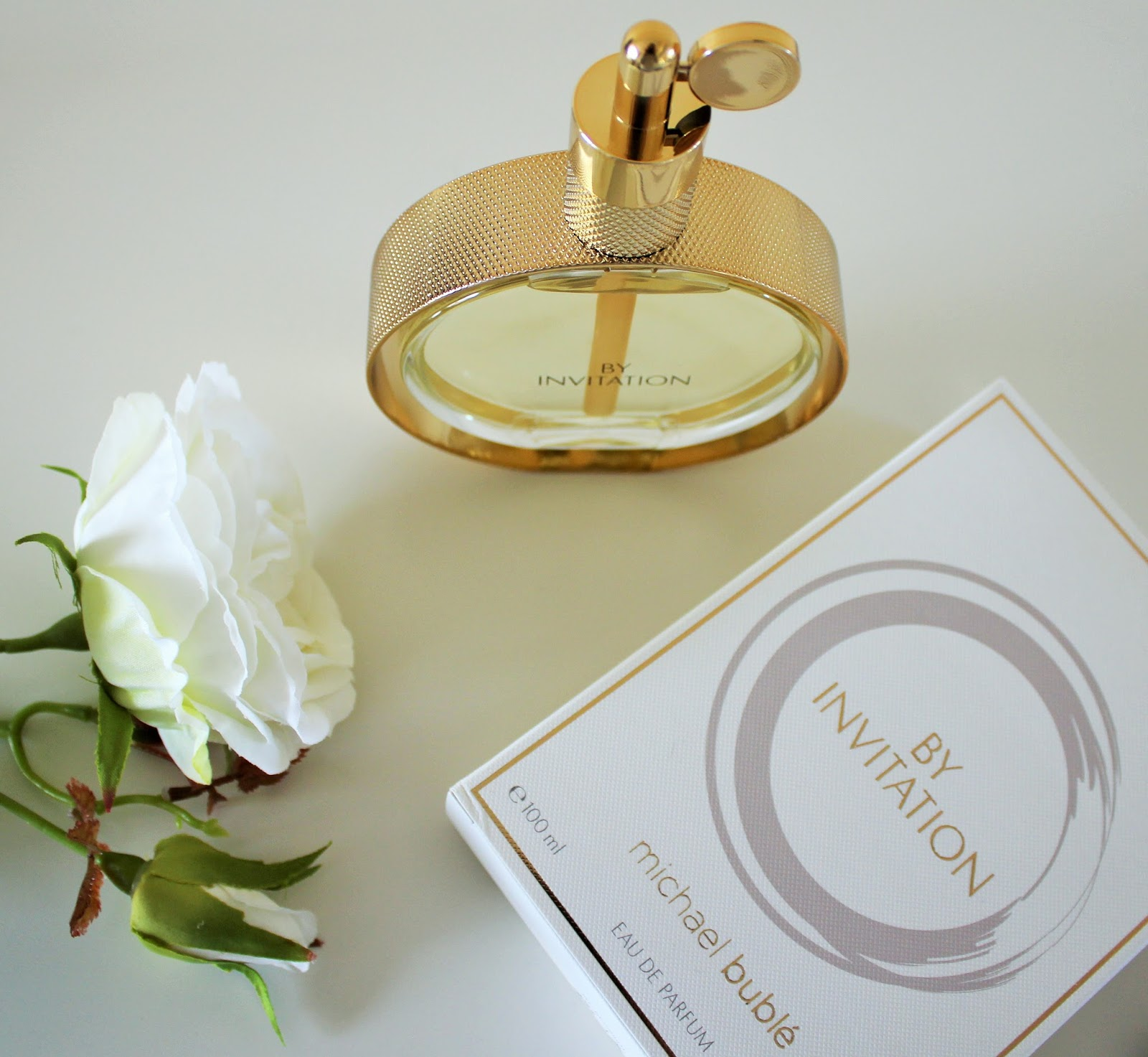 Michael Buble By Invitation Perfume Review 2