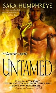 Review: Untamed by Sara Humphreys