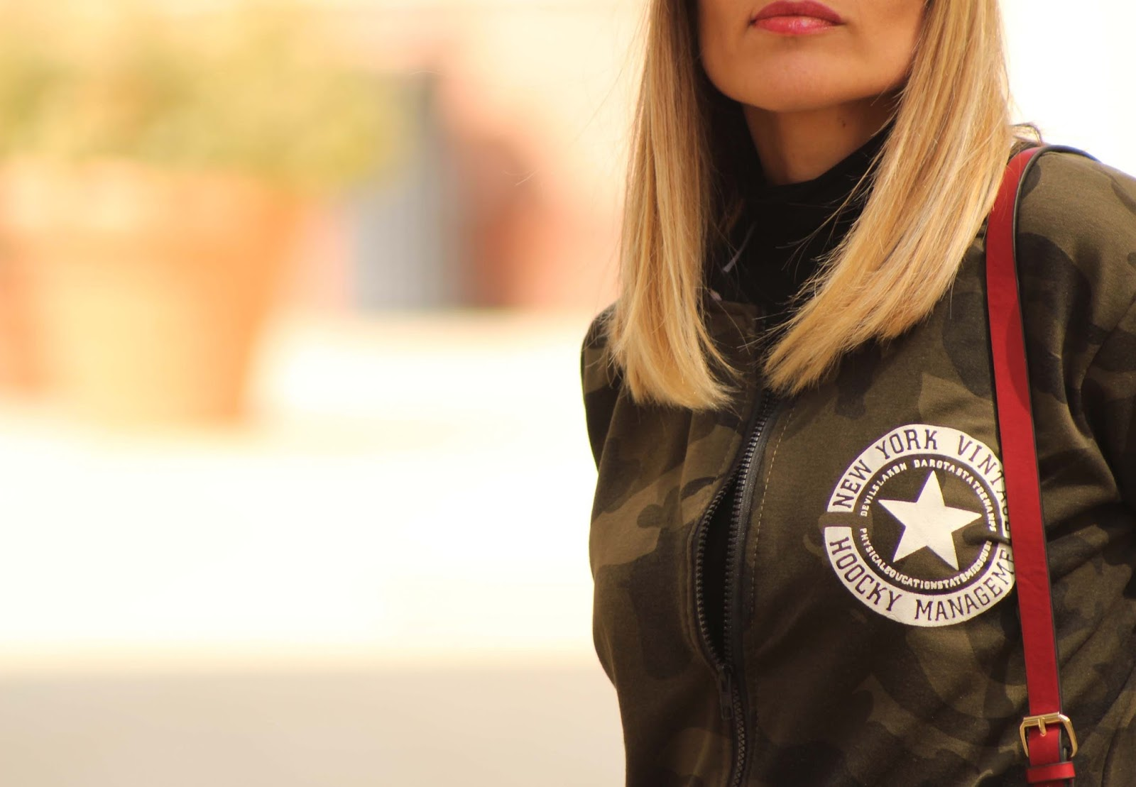 Come indossare un bomber militare - Eniwhere Fashion with SheIn