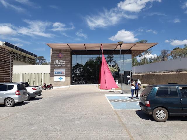 Seabra/BA: Taxa de ocupação da UTI para Covid-19 do Hospital Regional da Chapada chega a 100%