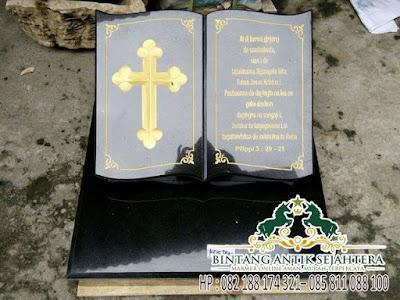 Harga Batu Nisan Kristen, Bentuk Nisan Makam Kristen, Nisan Makam Krsiten