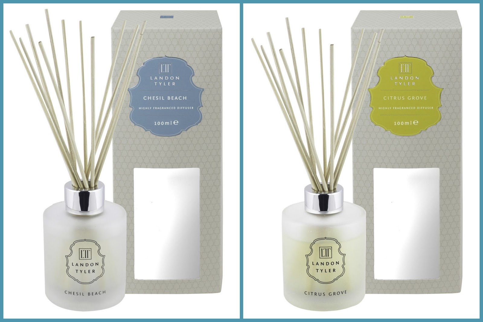 Landon Tyler Luxury Diffusers