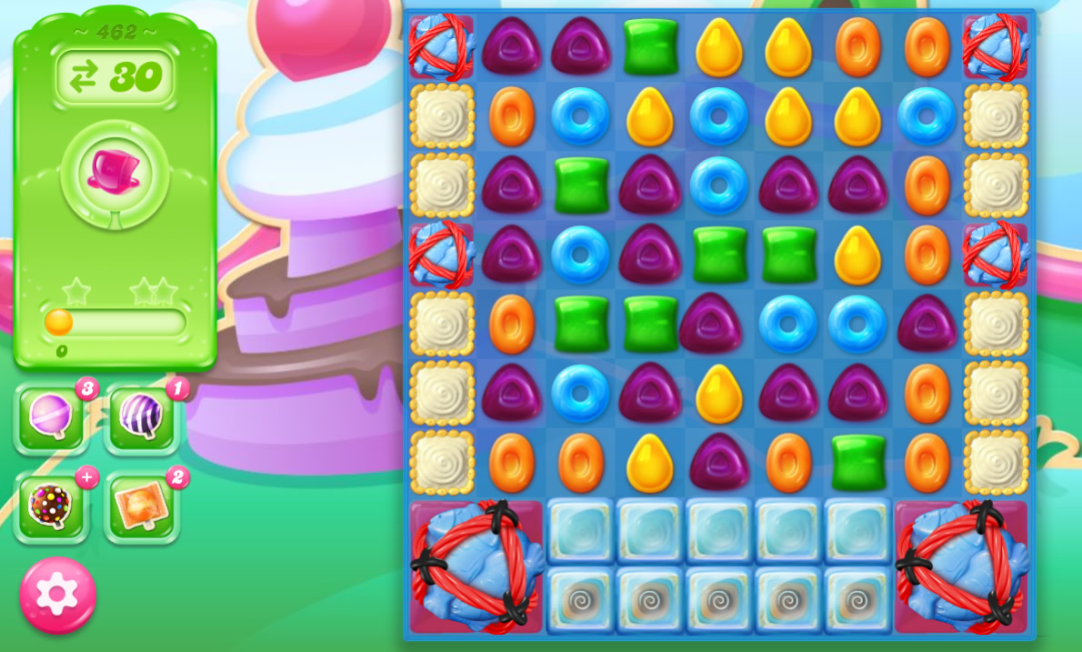 Candy Crush Jelly Saga 462