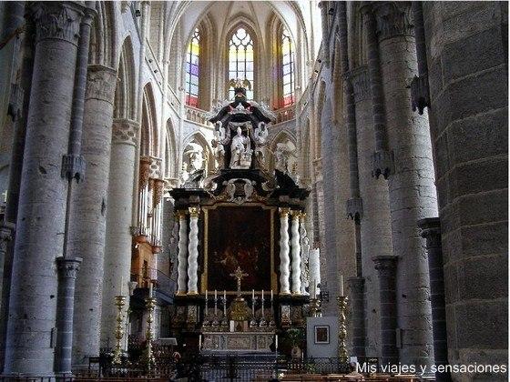 Iglesia de San Nicolas, Gante