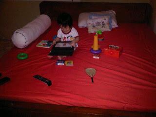 Mengatasi Ompol Pada Anak