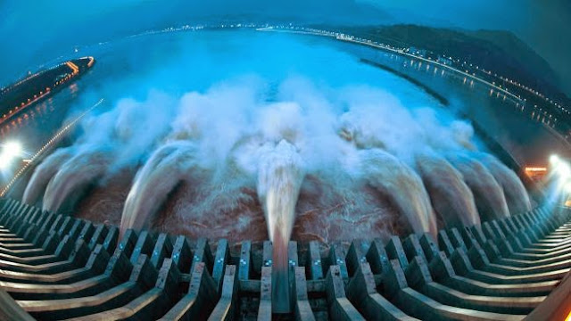 Here's How A Massive Dam in China Slowed the Earth's Rotation