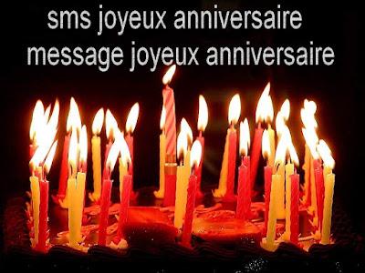 Message d'amour pour souhaiter joyeux anniversaire