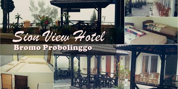 Hotel Sion View Bromo, penginapan Asri & Strategis di Wisata Bromo