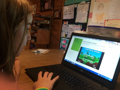 Review of an online math help program