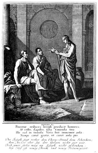 יוסף פותר החלומות