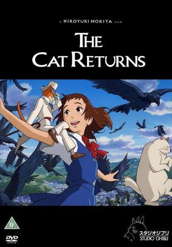 The Cat Returns (2002) เจ้าแมวยอดนักสืบ