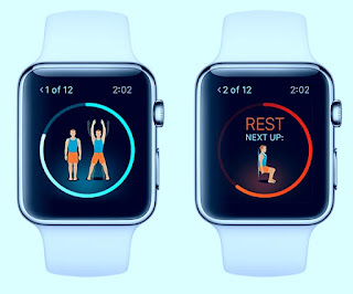 assurance santé Apple Watch