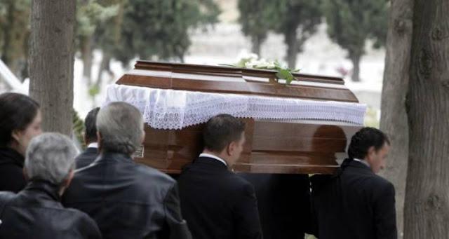 Λήμνος: Άντρας έφυγε από τη ζωή την ώρα της ταφής γυναίκας