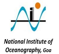NIO Goa Recruitment