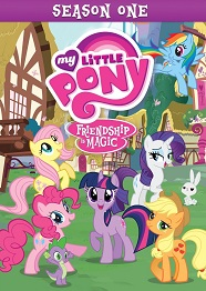 My Little Pony La magia de la amistad Temporada 01 Audio Latino