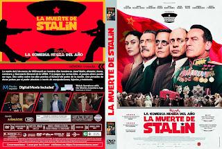 CARATULALA MUERTE DE STALIN - THE DEATH OF STALIN - 2017