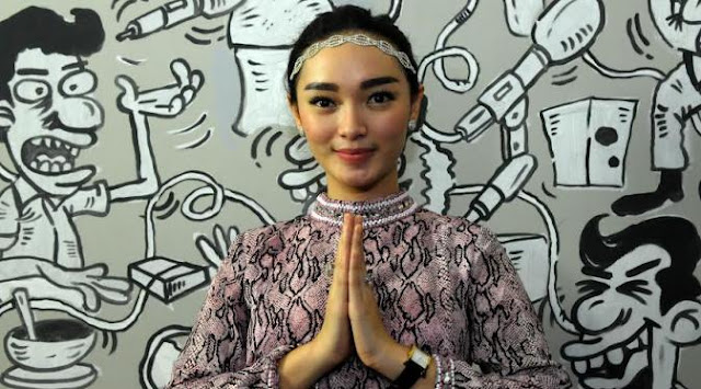 Zaskia Gotik Hina Indonesia
