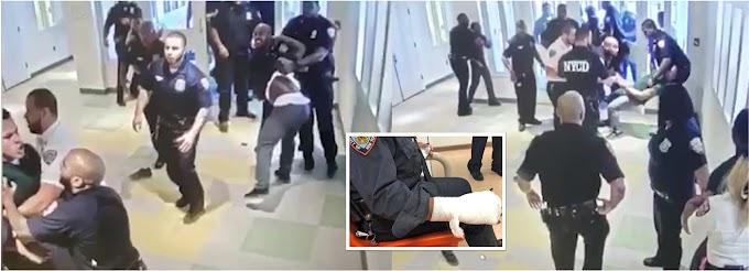 Salvaje pelea en cárcel juvenil de El Bronx deja 20 guardias heridos que piden cierre de la prisión