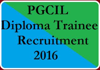 PGCIL Recruitment 2016