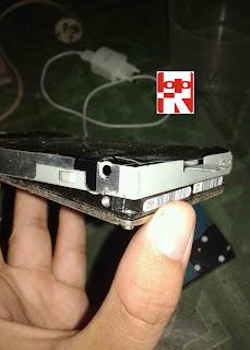 casing hardisk kinternal pada laptop