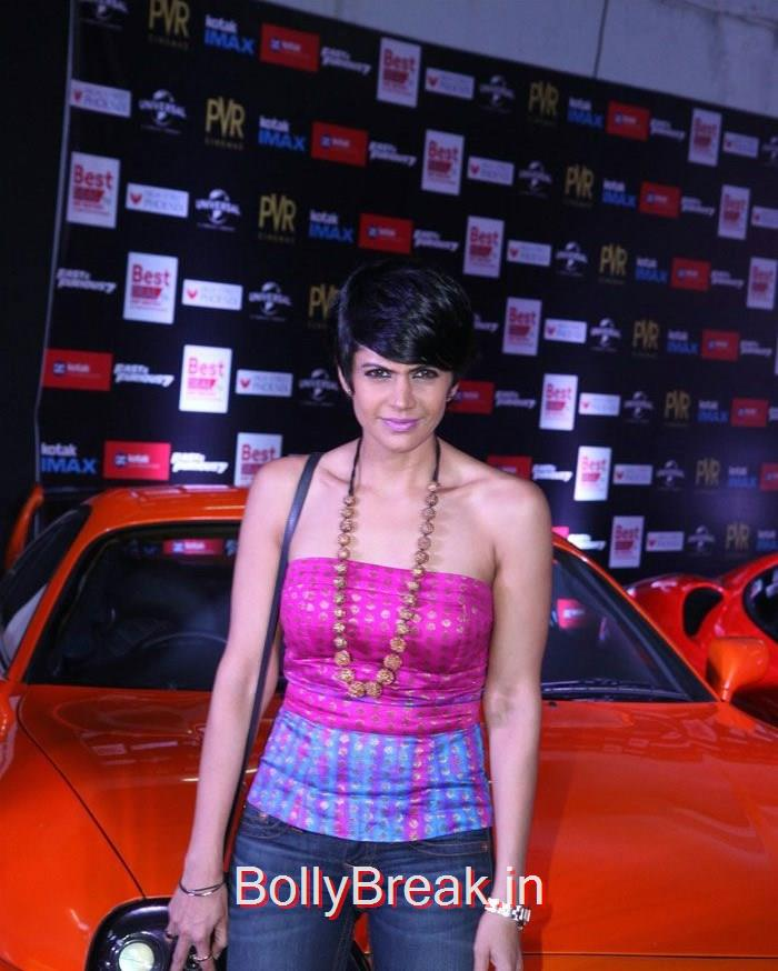 Mandira Bedi, 'Fast & Furious 7' Premiere Photo Gallery