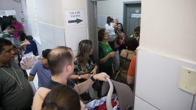 'Virose da mosca' — Ceará tem primeiro surto: 4971 casos registrados em 2019