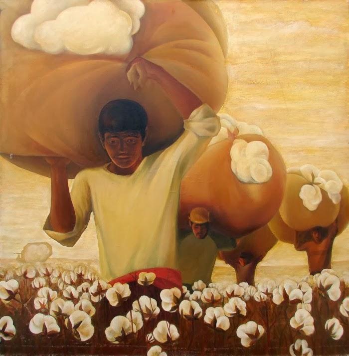 Современные художники Узбекистана. Тоир Шарипов