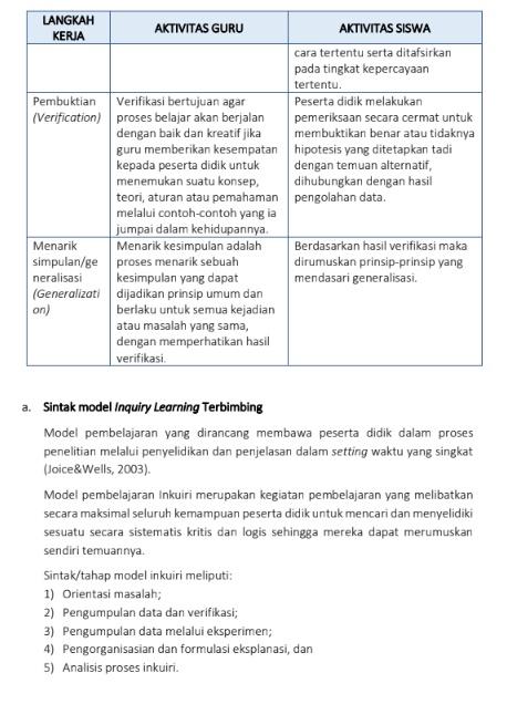 Langkah-langkah Pbl : langkah-langkah, Model-Model, Pembelajaran, (Higher, Order, Thinking, Skill), BERBAGI