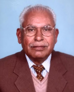 Senior journalist Naveen Dhamiya's father dies