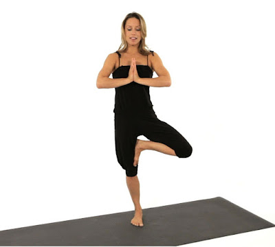 Vrikshasana,yoga asana,tree pose,health benefits of tree pose,how to do tree pose,steps for doing vrikshasana