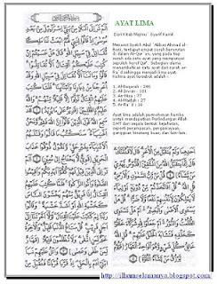 Kisah dan Makna Ayat 5