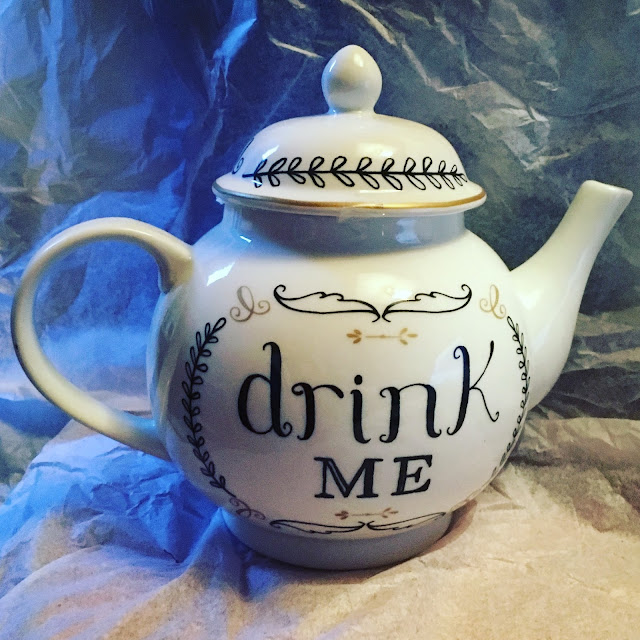 Drink Me Teapot, Asda