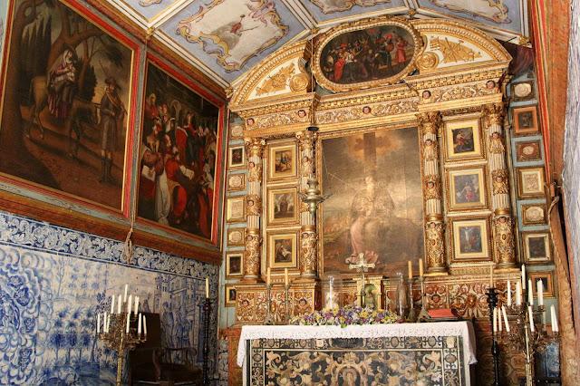Quinta Vigia chapel