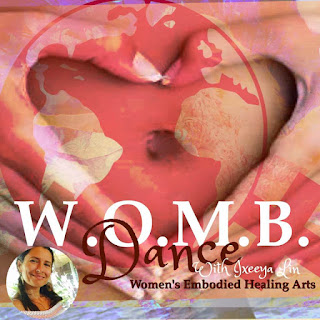 WOMB Dance online program Nov 1