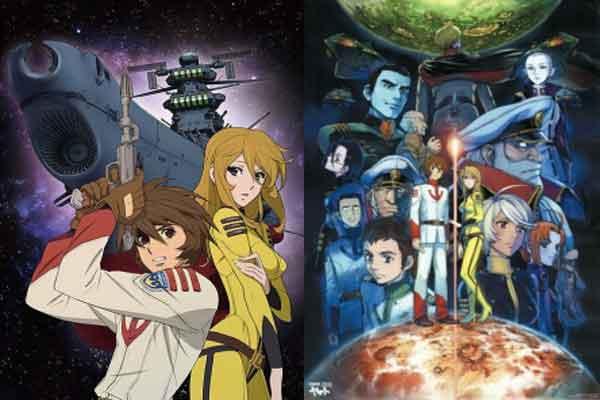 Uchuu Senkan Yamato 2199 - anime terbaik