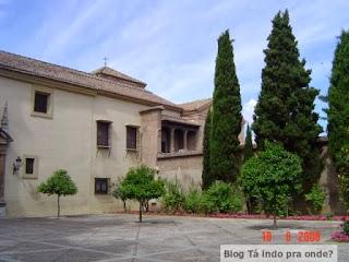 Monasterio e Igreja de San Jeronimo em Granada