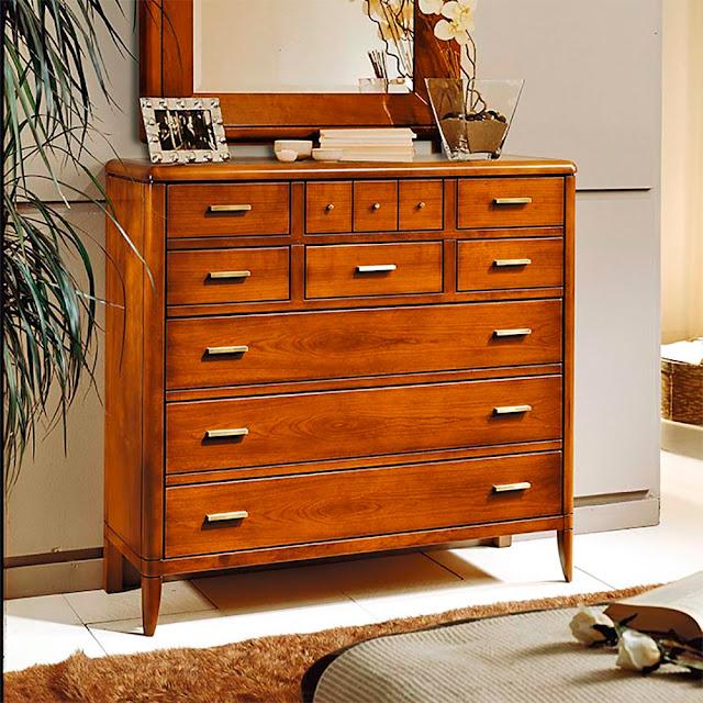 Muebles de dormitorio 5 comodas cinco estilos de dormitorio - Comodas de dormitorio ...