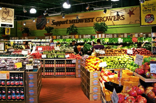 Supermercado Whole Foods em Miami