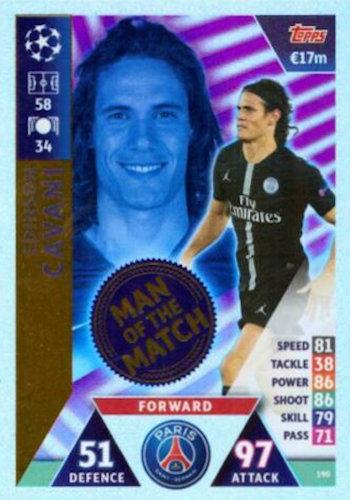Topps Match Attax Champions League 19//20 Karte Nr WKI 8 Vincius Juniror Madrid