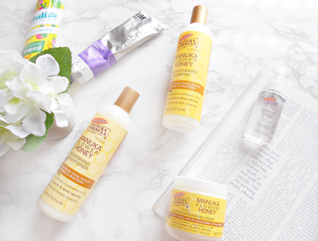 My Current Favourite Hair Products