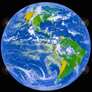 earth from outer space - photo #28