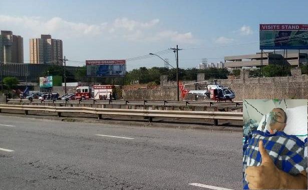 GCM de Santo André é baleado em São Caetano do Sul