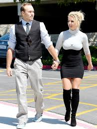 Britney Spears dan David Lucado