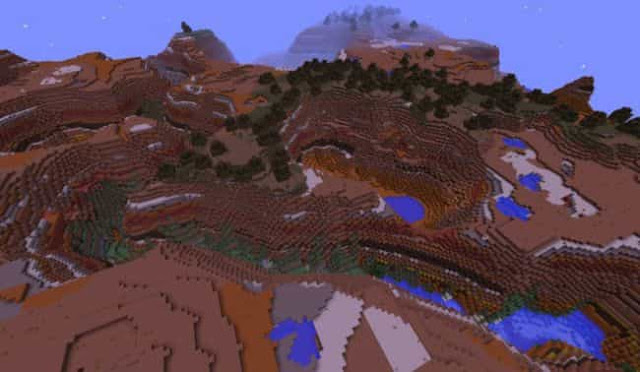 Hutan yang Indah, 7 Seed Minecraft Terbaik, Keren, dan Menarik