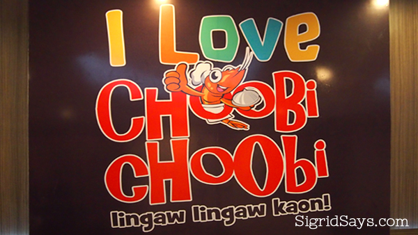 Choobi Choobi Bacolod