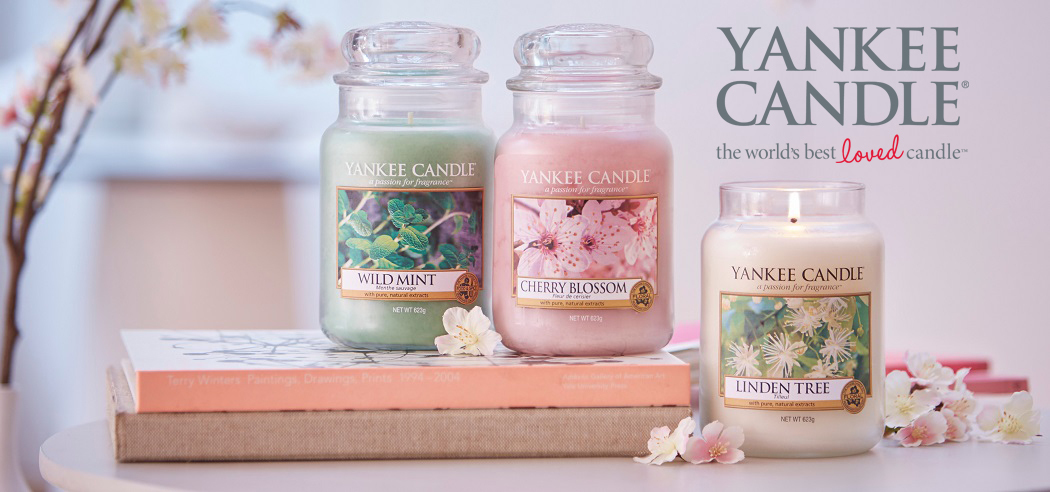 Yankee Candle Pure Essence Collection Review, Linden Tree, Wild Mint, Cherry Blossom, Fragrance Review, Candle Review, Yankee Candles, UK Blogger, Lifestyle Blogger, Katie Kirk Loves