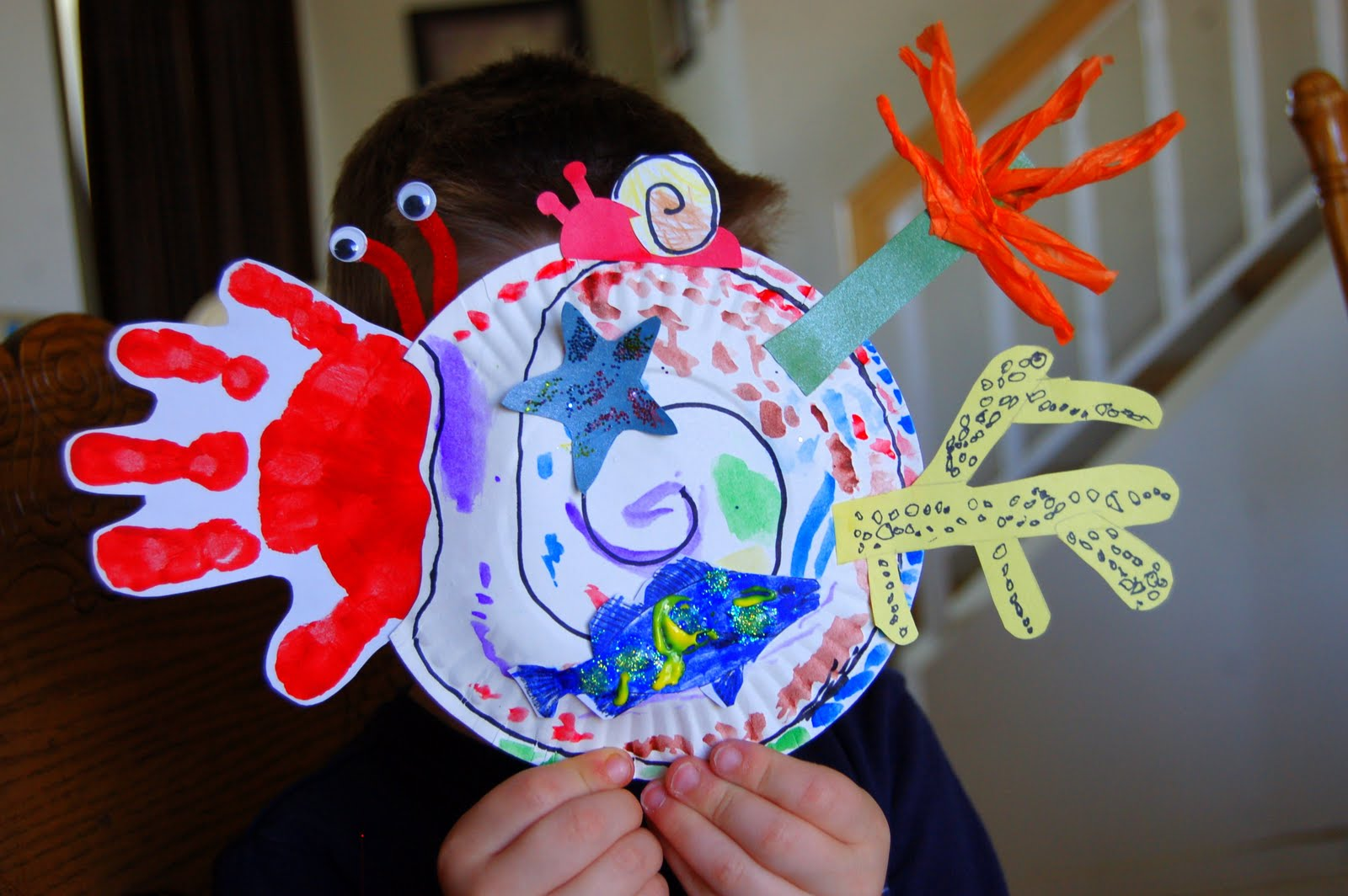 Eric Carle Would Be So Proud She S Crafty